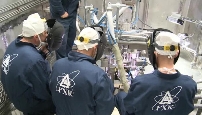Россия будет производить топливо из радиоактивных отходов