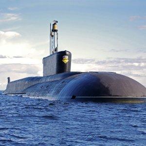 Тихоокеанский флот России пополнился стратегической АПЛ «Александр Невский»
