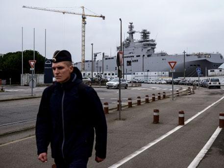 Во Франции рассказали, кто причастен к срыву сделки по «Мистралям»