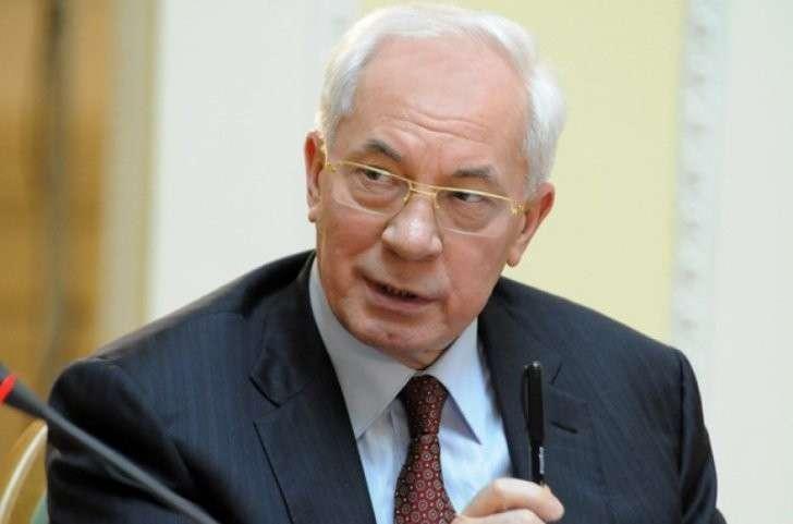 Николай Азаров уверен, что Донбасс не покорится киевским бандитам