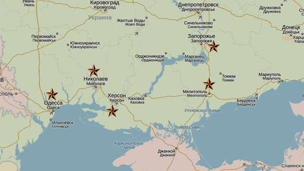 Настоящая война на Украине ещё впереди