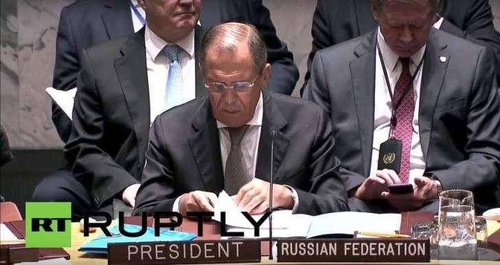 Россия председательствует на заседании Совбеза ООН - прямая трансляция