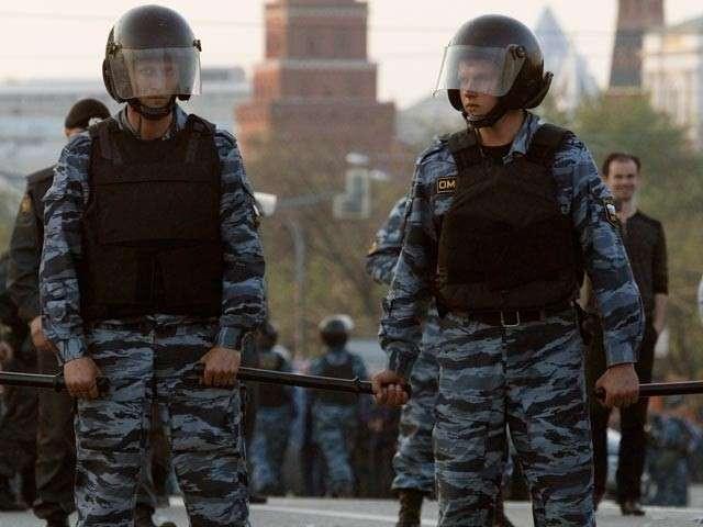 МВД: «Беспорядков в России мы не допустим»