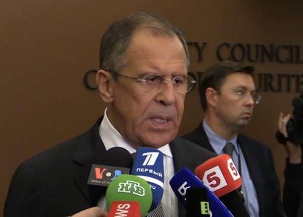 Сергей Лавров ответил на вопросы журналистов после встречи с Керри