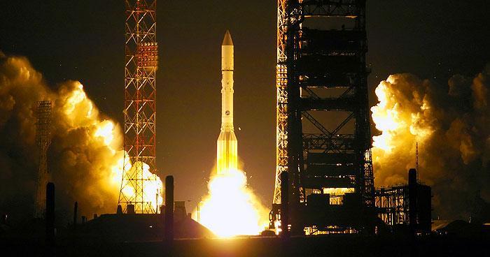 Кто победит в космической войне санкций?