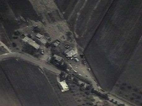 Кадры дневного удара российской авиации по террористам в Сирии