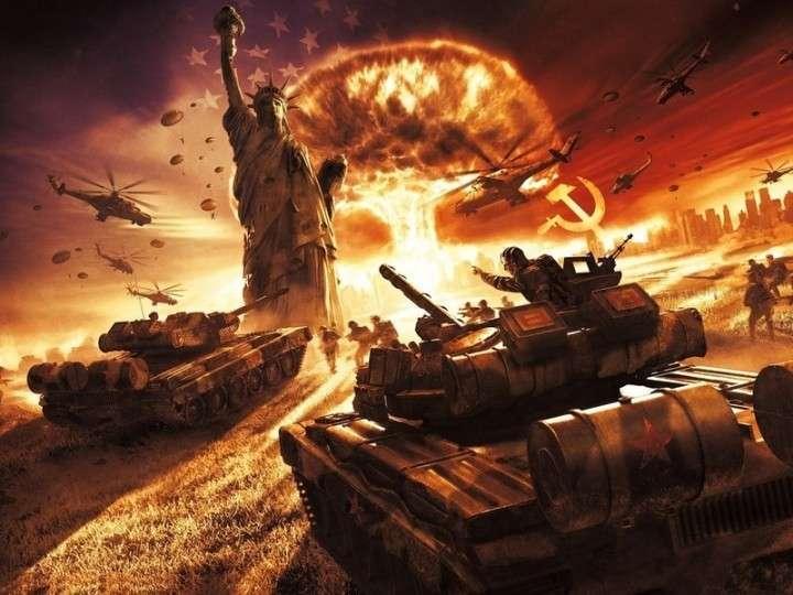 США и Россия. Новая война