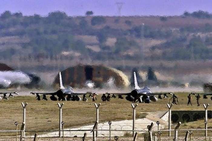 Военная база в Турции