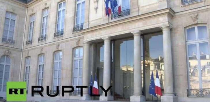Лидеры «нормандской четвёрки» покидают переговоры в Париже - прямая трансляция