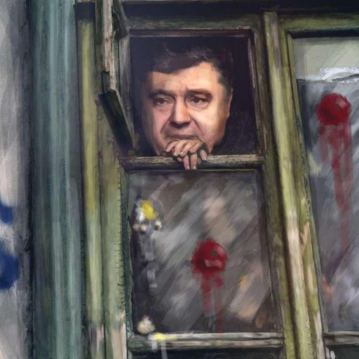 Как Петю Порошенко в детдом сдали