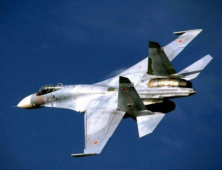Что чувствует лётчик НАТО, перехваченный Су-27