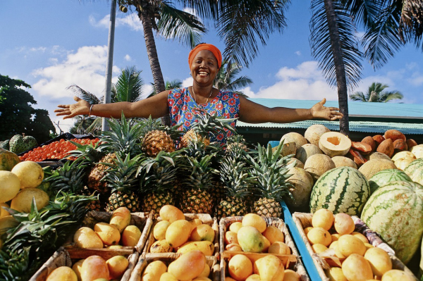 В мире дешевеет всё: от еды до бытового газа