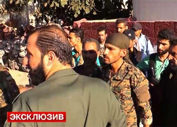 Атаку на юге Сирии отбили бывшие боевики, перешедшие на сторону армии