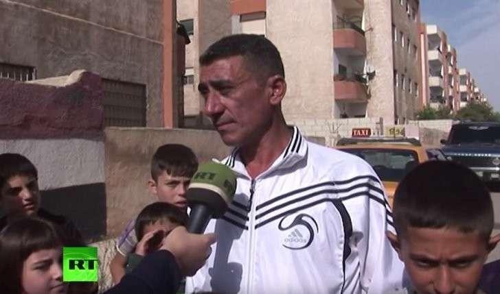 Корреспондент RT побывала в сирийском Хомсе после авиаударов России по ИГ