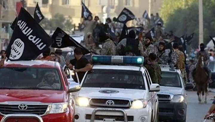 Сирийские боевики сбежали от российских бомбёжек в Иорданию
