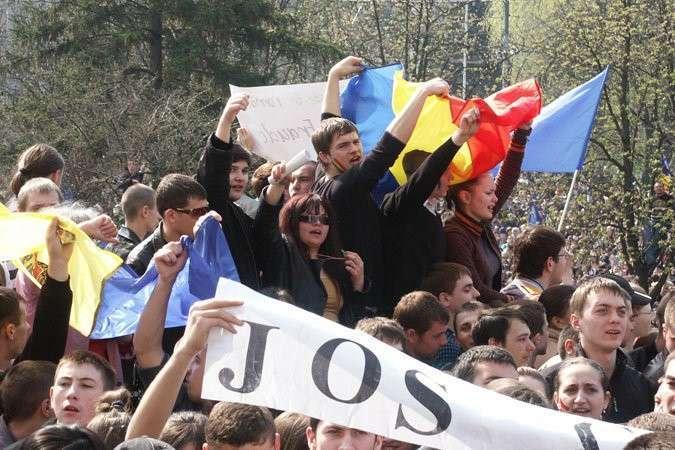 Шокирующие подробности об участии Запада в организации госпереворота в Молдавии