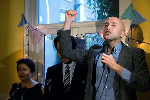 Грэм Филлипс провел благотворительный аукцион в Лондоне в поддержку населения Донбасса