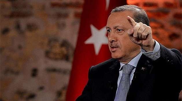 Эрдоган: присутствие России в Сирии – большая ошибка