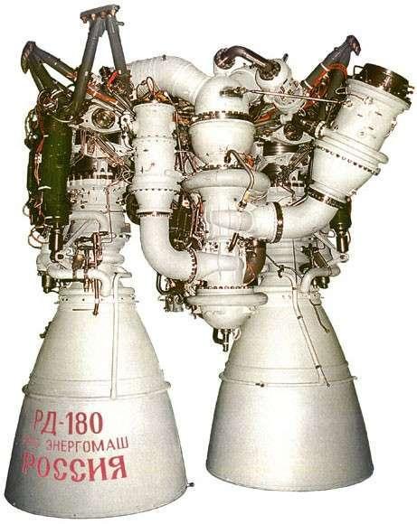 Россия будет поставлять США ракетные двигатели только для запуска невоенных спутников