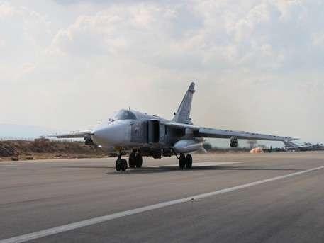 Российская авиация совершила 20 вылетов и атаковала 12 объектов ИГ в Сирии