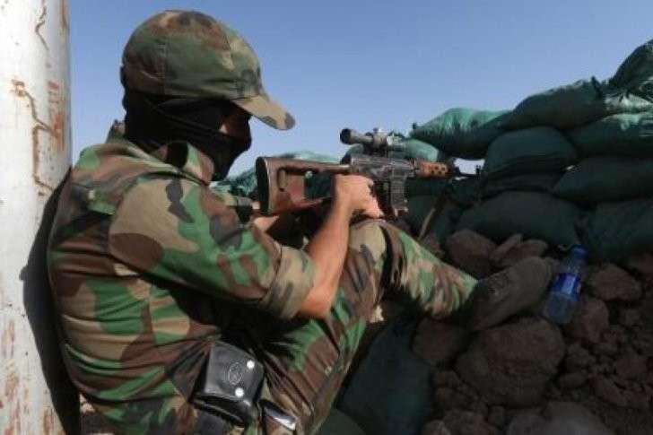 Европейские снайперы-наёмники продолжают войну на Украине