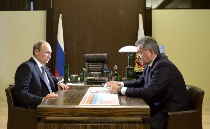 Владимир Путин дал высокую оценку действиям российских военных в Сирии