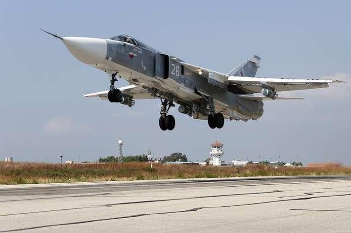 Наши ВКС в Сирии