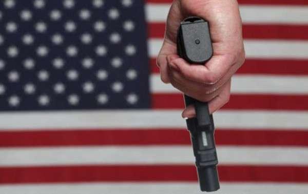 От «огнестрелов» в США погибло больше 400 тыс. человек