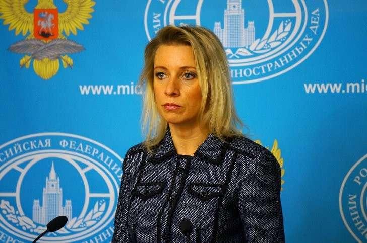 Брифинг официального представителя МИД России Марины Захаровой 8 октября 2015 года