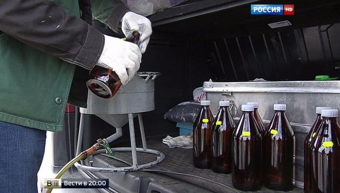Более половины АЗС в России торгуют некачественным топливом