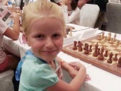 Шестилетняя воронежская девочка стала чемпионкой Европы по шахматам