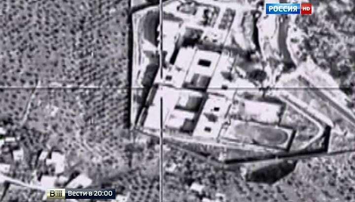 Российская авиация разбомбила 60 объектов ИГИЛ