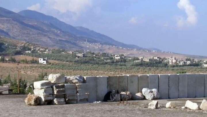 Сирийские войска освободили город аль-Бахса