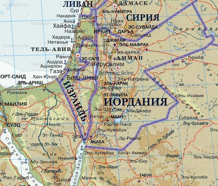 Иордания – надёжный тыл боевиков или их новая жертва?