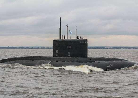 Дизель-электрическая подводная лодка «Ростов-на-Дону»