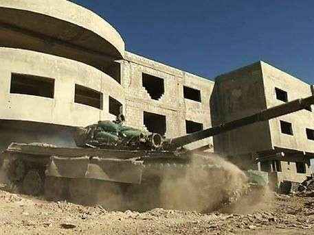 Благодаря ВКС РФ, армия Асада освободила долину Кын в Сирии