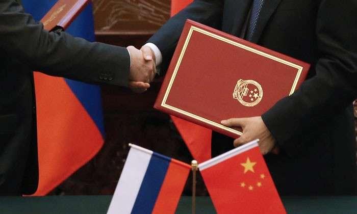 Китайский разворот России. Путин подпишет в Шанхае тридцать соглашений о сотрудничестве