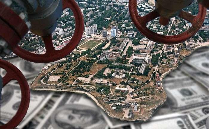 Выкуп за Крым. Киевская хунта выдвигает новые финансовые претензии к России