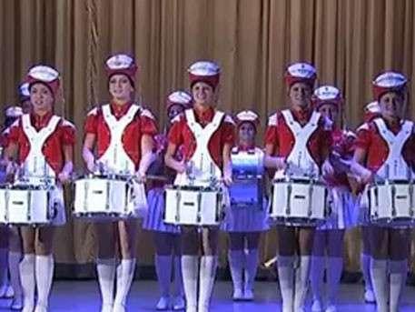 В Рязанском училище ВДВ высадился девичий десант