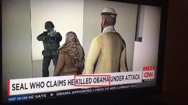 Лицо США – канал CNN, стал всеобщим посмешищем