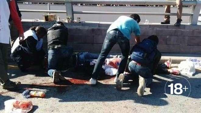 Число жертв теракта в Анкаре увеличилось до 126