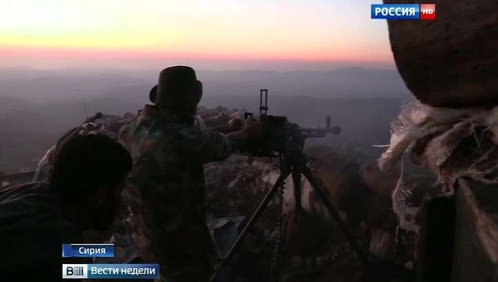 Сирийские военные обвинили Турцию в поддержке боевиков