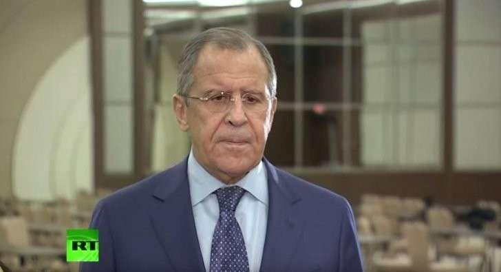 Сергей Лавров заявил, что Россия и Саудовская Аравия не допустят прихода терро-халифата в Сирию