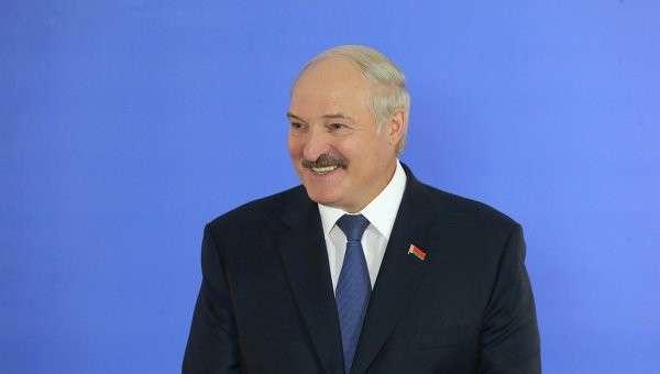 Александр Лукашенко на выборах президента Белоруссии