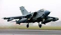 Самолет «Торнадо» британских ВВС