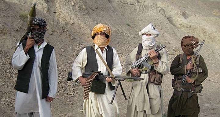США сдают Афганистан талибам?