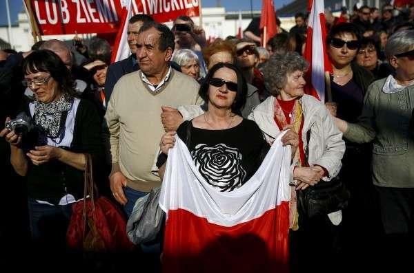 Иудейская Польша хочет быть антироссийским центром Европы
