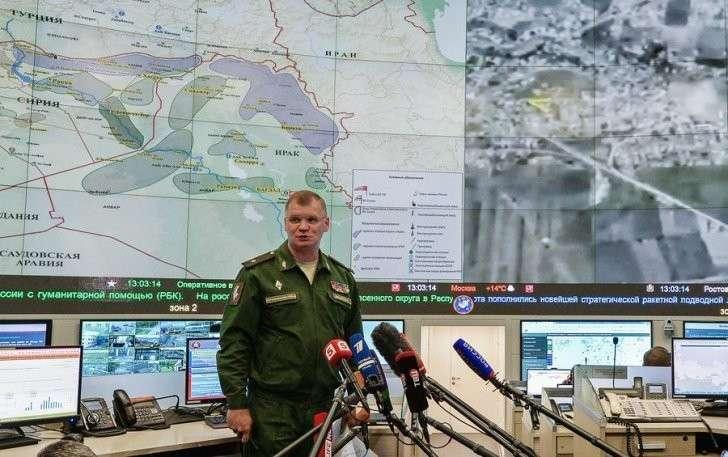 ВКС РФ за сутки совершили 55 боевых вылетов по объектам боевиков ИГ в четырёх провинциях Сирии