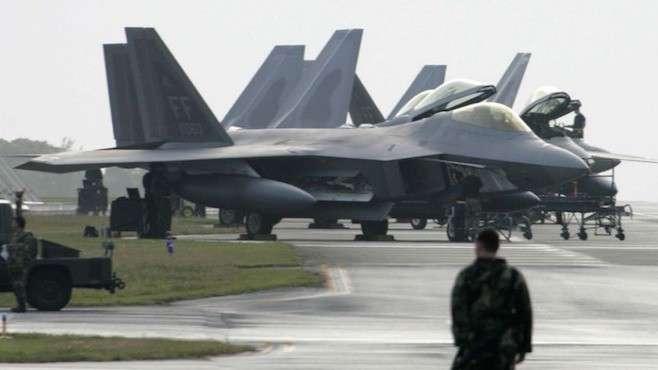 Американцам не разрешили строить аэродром на юге Японии