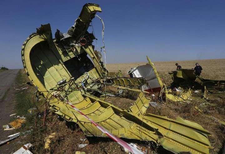Росавиация завтра озвучит позицию РФ по докладу Нидерландов о крушении MH 17